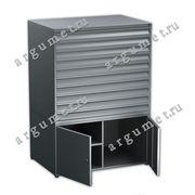 Шкаф картотечный ШКТ-10т   (под формат А-1)