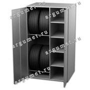 """Шкаф металлический для хранения колес и шин """"ШК-3"""""""