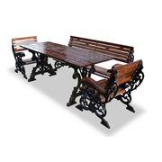 Комплект садовой мебели «ЦВЕТОЧНАЯ»