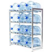 """Стеллаж для бутылей с водой """"СТБ-12"""""""