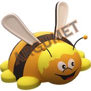 Игровые фигура «Пчёлка»