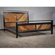 кровать металлическая LOFT 01.06