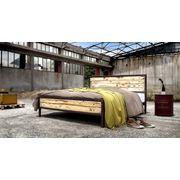 кровать металлическая LOFT 01.05