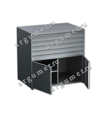 Шкаф картотечный ШКТ-5т   (под формат А-1)