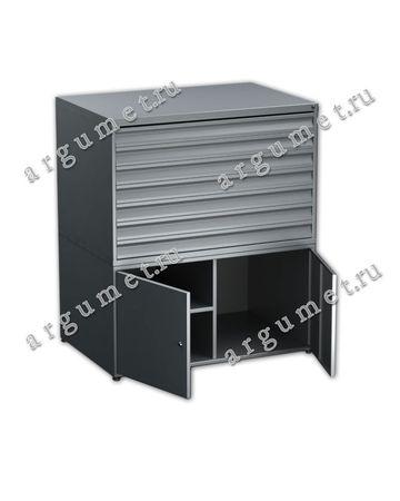 Шкаф картотечный ШКТ-7т   (под формат А-1)