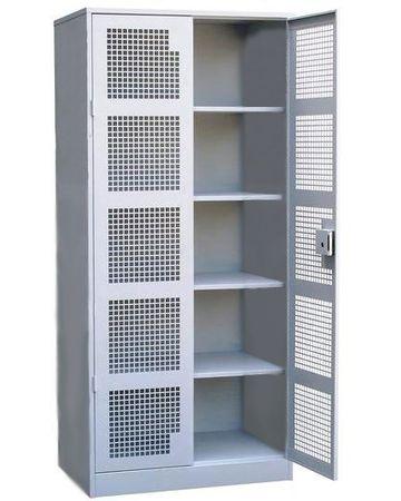 Шкаф архивный ШМ-6П  2000x800x400