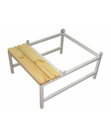 Скамья-подставка к шкафу ШР 22