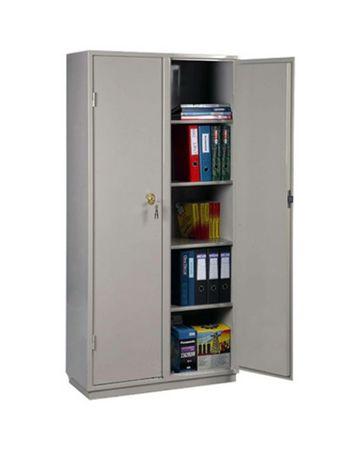Шкаф архивный KБ-10  1850x880x390