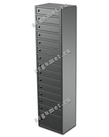"Шкаф абонентский ""ША - 15""  1600x400x300"
