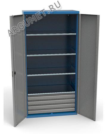 ШИП-1.40.40 Промышленный шкаф 1900x950x500 мм;