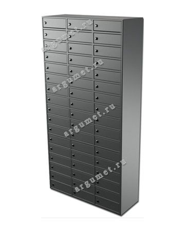 "Шкаф абонентский ""ША –51"" 2030x830x350"