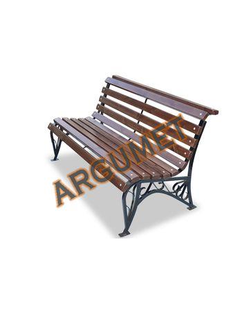 Скамья стальная «РИВЬЕРА»