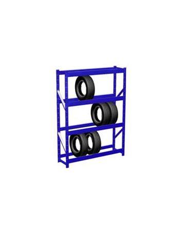 Стеллаж болтовой РСТ-4  2500x1500x800 4 или 5 полок