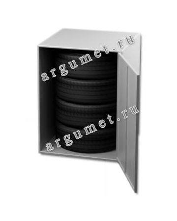 """Шкаф металлический для хранения колес и шин """"ШК-5"""""""