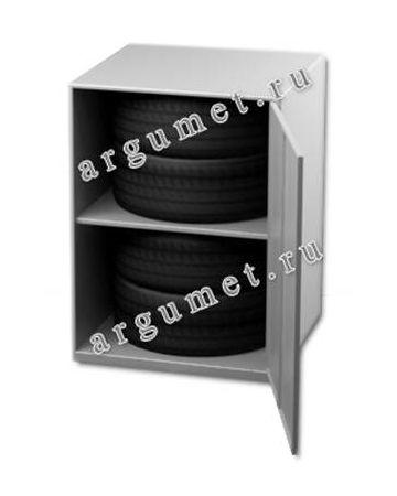 """Шкаф металлический для хранения колес и шин """"ШК-7"""""""