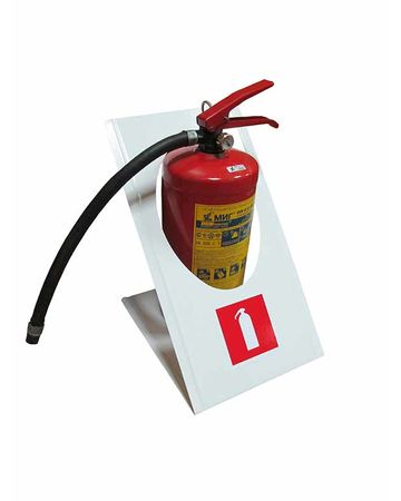 Подставка под огнетушитель П-07