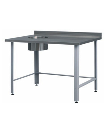 "Стол для сбора отходов ""ССО-3""  глубина стола 800 мм"