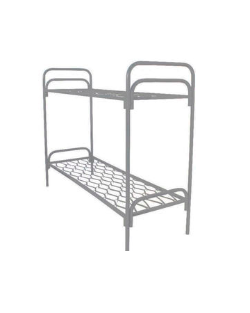 Кровать двухъярусная МКР 2п/30   1900x700 мм спальное место
